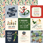 Echo Park - Lost In Neverland Double-Sided Cardstock 12
