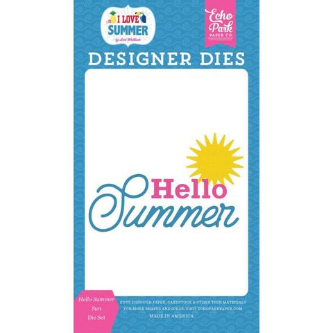 Echo Park - I Love Summer, Hello Summer Sun, Stanssisetti