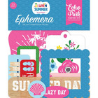 Echo Park - I Love Summer Icons, Leikekuvia, 33 kpl