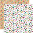 Simple Stories - Oh Happy Day Double-Sided Cardstock 12