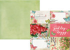 Simple Stories - Simple Vintage Botanicals Double-Sided Cardstock 12