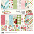 Simple Stories - Simple Vintage Botanicals Collection Kit 12