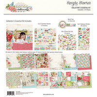 Simple Stories - Simple Vintage Botanicals Collector's Essential Kit 12