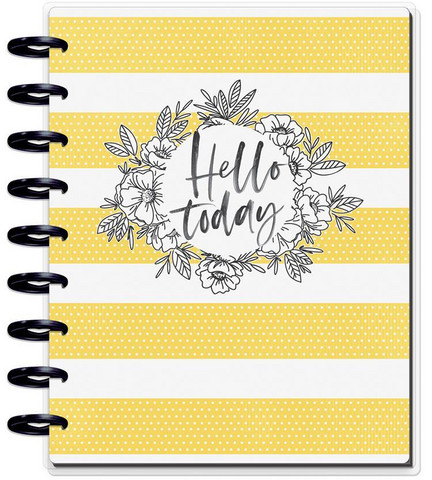 MAMBI - Classic Happy Notes™ Journal, Hello Today