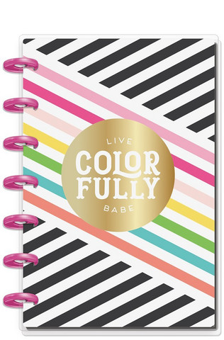 MAMBI - MINI Happy Notes™, Live Colorfully