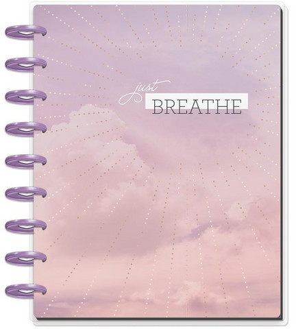 MAMBI - CLASSIC Happy Planner 2019-2020, 18 kk, Wellness