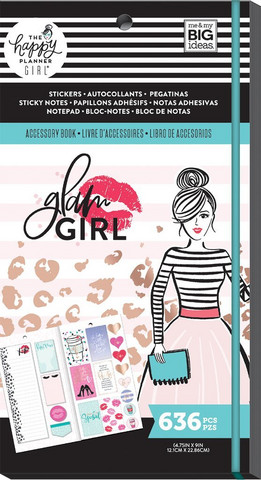 Mambi - Happy Planner Accessory Book, Glam Girl