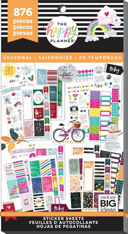 MAMBI - Happy Planner, All in a Season, Tarrasetti, 30arkkia