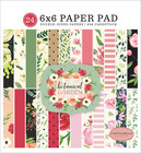 Carta Bella - Botanical Garden Double-Sided Paper Pad 6