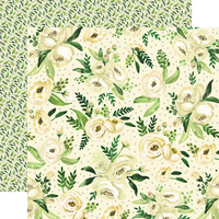 Carta Bella - Botanical Garden Double-Sided Cardstock 12