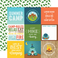 Echo Park - Summer Adventure Double-Sided Cardstock 12