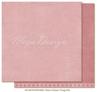 Maja Design - Monochromes, Shades of Denim, Vintage Pink
