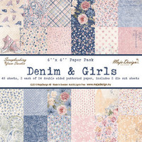 Maja Design - Denim & Girls, Paperikko 6