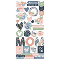 Simple Stories - Mom's Day Stickers 6