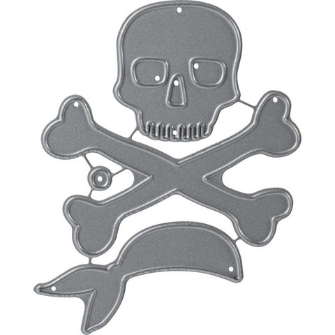 Echo Park - Pirate Tales, Skull & Crossbones, Stanssisetti