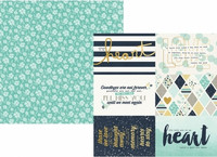 Simple Stories - Heart Double-Sided Cardstock 12