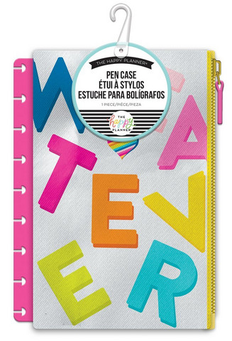 MAMBI - Happy Planner, Whatever! Snap-In Pen Case