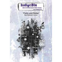 IndigoBlu - Calm and Relax, Leima