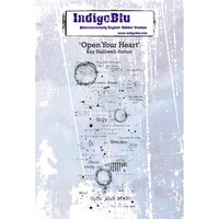 IndigoBlu - Open your Heart, Leima