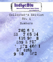 IndigoBlu - Collectors Edition 4, Numbers, Leima