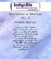 IndigoBlu - Collectors Edition 2, French Script, Leima