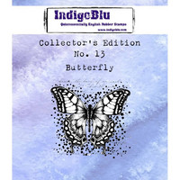 IndigoBlu - Collectors Edition 13, Butterfly, Leima