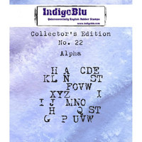IndigoBlu - Collectors Edition 22, Alpha, Leima