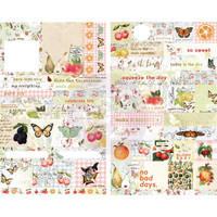 Prima Marketing - Fruit Paradise Stickers, 55 osaa