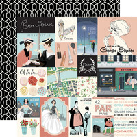 Carta Bella - En Vogue Double-Sided Cardstock 12