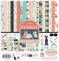 Carta Bella - En Vogue Collection Kit 12