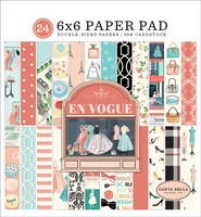 Carta Bella - En Vogue Double-Sided Paper Pad 6