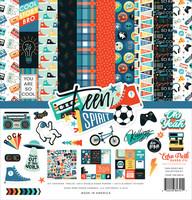Echo Park - Teen Spirit Boy Collection Kit 12