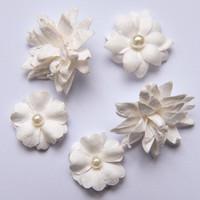 49 and Market - Flower Mini, Cloud, Paperikukkasetti