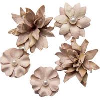49 and Market - Flower Mini, Mushroom, Paperikukkasetti
