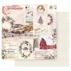 Prima Marketing - Christmas In The Country, Christmas Joy, 12