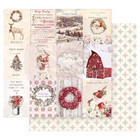 Prima Marketing - Christmas In The Country, Spreading Christmas Magic, 12