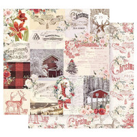 Prima Marketing - Christmas In The Country, Compliments Of The Season, 12