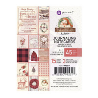 Prima Marketing - Christmas In The Country Journaling Notecards, 3