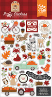 Echo Park - My Favorite Fall Puffy Stickers