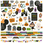 Simple Stories - Say Cheese Halloween Combo Sticker 12