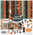 Carta Bella - Happy Halloween Collection Kit 12