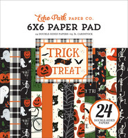 Echo Park - Trick or Treat Double-Sided Paper Pad 6