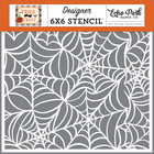 Echo Park - Trick or Treat, Spooky Spiderweb, Sapluuna 6