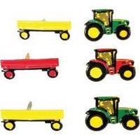 Haaraniitti, traktori, 12kpl