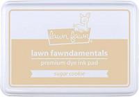 Lawn Fawn - Dye Ink, Sugar Cookie, Leimamustetyyny