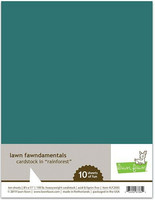 Lawn Fawn - Rainforest Cardstock 8,5