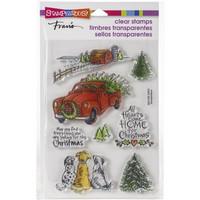 Stampendous - Christmas Farm, Leimasetti