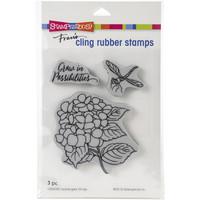 Stampendous - Hydrangea Wings, Leimasetti