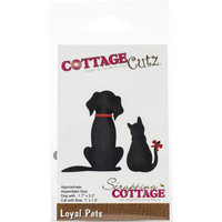 Cottage Cutz - Loyal Pets, Stanssisetti