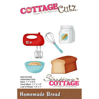 Cottage Cutz - Homemade Bread, Stanssisetti